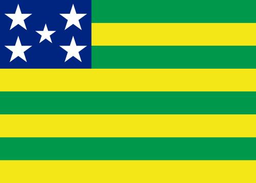 bandeira Goiás