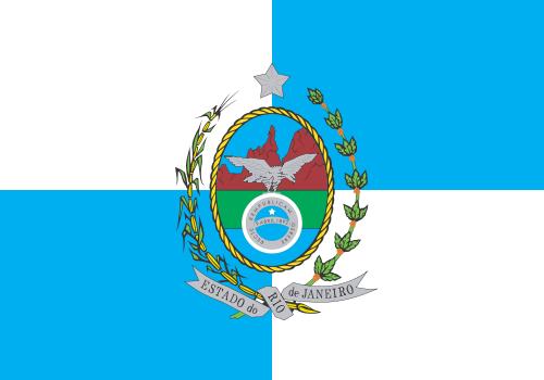 bandeira Rio de Janeiro