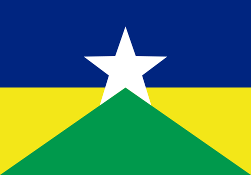 bandeira Rondônia