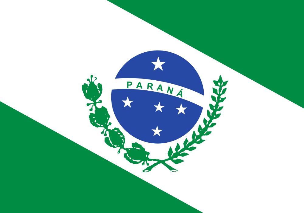 Resultado de imagem para bandeira paraná