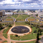 Eixo Monumental de Brasília/ DF