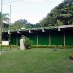 Entrada do Parque Chico Mendes - Rio Branco/ AC