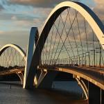 Ponte JK - Brasília/ DF