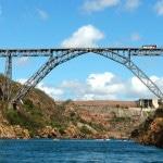 Ponte Metálica Dom Pedro II em Paulo Afonso/ BA