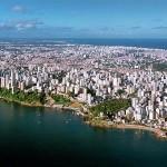 Vista aérea de Salvador/ BA