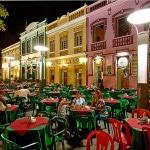 Bares do Centro Cultural Dragão do Mar - Fortaleza/ CE