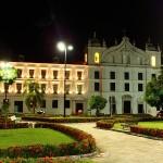 Igreja Santo Alexandre e Museu de Arte Sacra do Pará - Belém/ PA