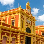 Mercado Municipal Adolpho Lisboa - Manaus/ AM