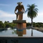 Monumento ao Garimpeiro - Boa Vista/ RR