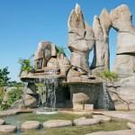 Monumento às Águas Quentes - Caldas Novas/ GO