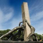 Monumento das Três Raças, Praça Cívica - Goiânia/ GO