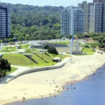 Praia de Pona Negra - Manaus/ AM