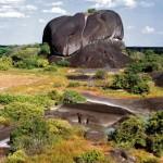 Sítio Arqueológico da Pedra Pintada - Vila Colonial de Cocais/ RR