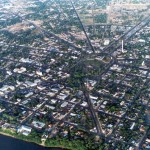 Vista aérea de Boa Vista/ RR