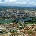Vista aérea de Campina Grande/ PB