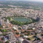 Vista aérea de João Pessoa/ PB