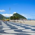 Calçadão de Copacabana - Rio de Janeiro/ RJ