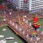 Desfile do Galo da Madrugada, bloco de carnaval - Recife/ PE