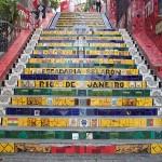 Escadaria Selarón - Rio de Janeiro/ RJ