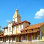 Estação ferroviária de Teresina/ PI
