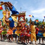 Frevo, dança típica de Pernambuco