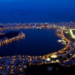 Lagoa Rodrigo de Freitas - Rio de Janeiro/ RJ