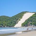 Morro do Careca, na praia de Ponta Negra - Natal/ RN