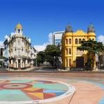 Praça do Marco Zero - Recife/ PE