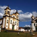Praça Minas Gerais - Mariana/ MG