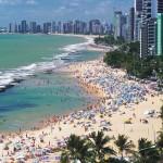 Praia de Boa Viagem - Recife/ PE