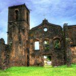Ruína de igreja em Alcântara/ MA