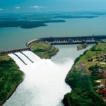 Usina hidrelétrica de Itaipu - Foz do Iguaçu/ PR