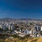 Vista aérea de Belo Horizonte/ MG