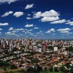 Vista aérea de Londrina/ PR