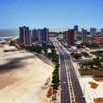 Vista aérea parcial de São Luís/ MA
