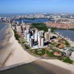 Vista aérea de São Luís/ MA
