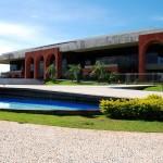 Palácio Aragauaia, sede do governo do Tocantins - Palmas/ TO