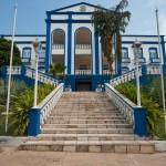 Palácio Getúlio Vargas, sede do governo de Rondônia - Porto Velho/ RO