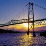 Ponte Hercílio Luz - Florianópolis/ SC
