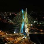 Ponte Octávio Frias de Oliveira - São Paulo/ SP
