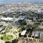 Vista aérea de Palmas/ TO