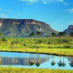 Vista parcial do Parque Estadual do Jalapão/ TO