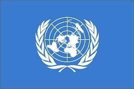 Bandeira da ONU