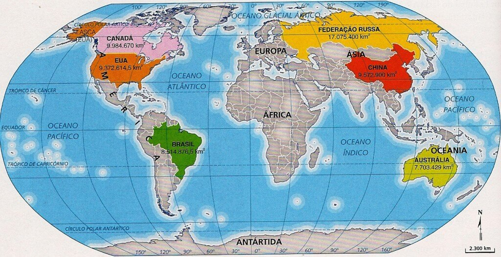 ver mapa mundo inteiro Mapa Múndi (mapa do mundo)   ECB ver mapa mundo inteiro