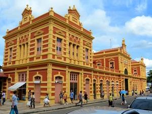 Mercado Municipal Adolpho Lisboa