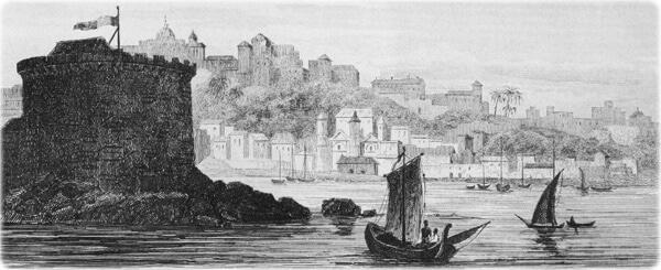 História da Bahia