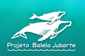 projeto baleia jubarte logo