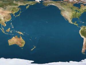 Qual o maior oceano do mundo?